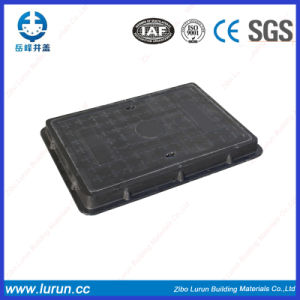 400*600 FRP Composite Manhole Cover with Frame pictures & photos
