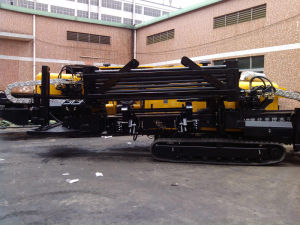 Horizontal Directional Drilling Machine with Auto