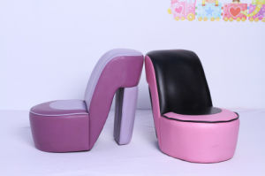 Fashionable High Heel Shoe Chair Children Furniture pictures & photos