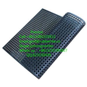 Kitchen Oil Resistant Sink Mat, Rubber Floor Gel Mat pictures & photos