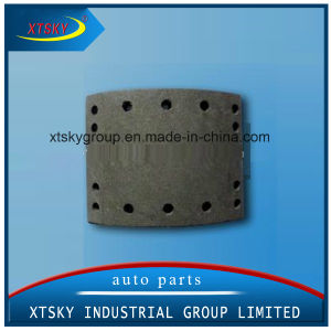 Xtsky European Heavy Duty Truck Brake Lining 19256 pictures & photos