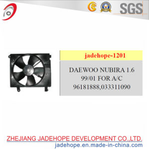 Electronic Cooling Fan Daewoo for The Auto Air-Conditioner pictures & photos