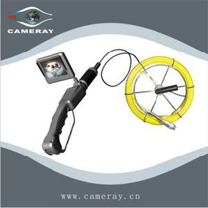 Flexible Pipe Inspection Video Camera