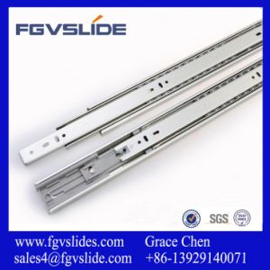 45mm Cabinet Hardware Telescopic Runners Supplier for Furniture pictures & photos