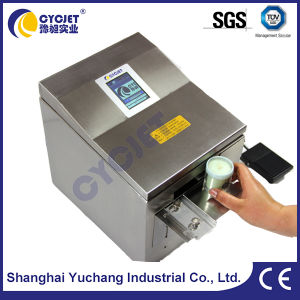 Cycjet New Design Alt390 Hot Sale Stamping Date Coder pictures & photos