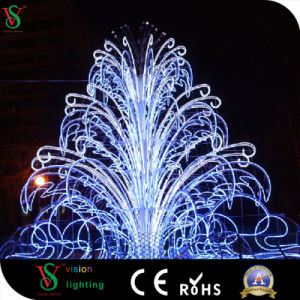 3D Fancy Underwater Artificial Fountain Outdoor Christmas Lights pictures & photos