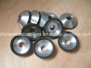 Sisa CBN Grinding Wheel for Oil Pump and Nozzle Plunger pictures & photos