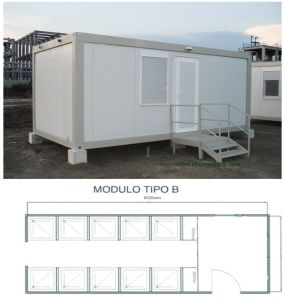Fast Assemble Mobile Showers and Toilets Container House pictures & photos