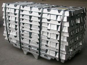 Aluminium Ingots 99.7% pictures & photos