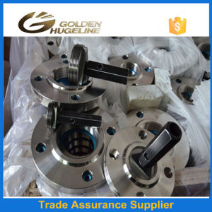 Ss400 JIS 10k Forged Blind Flange pictures & photos