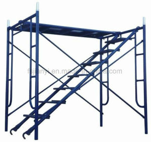 Customized Factory Price Stability Ladder Scaffolding pictures & photos
