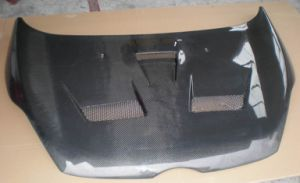 Carbon Hood Bonnet Evo Style for Ford Fiesta 2009 pictures & photos