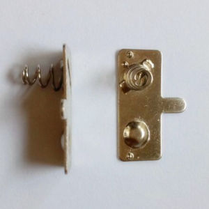 Customized Metal Accessories Stamping Parts for Battery pictures & photos