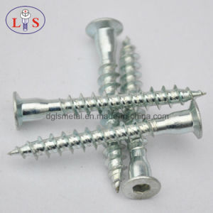 Confirmat Screw Furniture Screw with Sharp Point pictures & photos