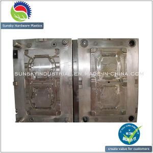 CNC Auto Accessories Mold Molding, Precision Plastic Injection Mould pictures & photos