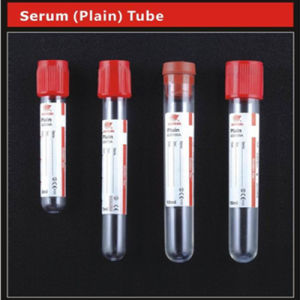 Medical Disposable Blood Collection Tube Pain Tube pictures & photos