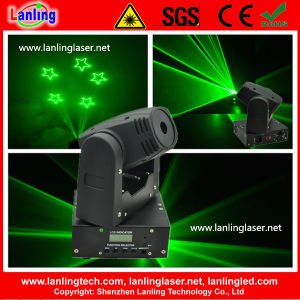 Green 100MW Mini Moving-Head Laser Lighting pictures & photos