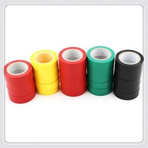 PVC Electrical Protection Adhesive Tape pictures & photos