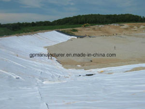 Dam Polypropylene Non-Woven Geotextile for Slope Protection pictures & photos