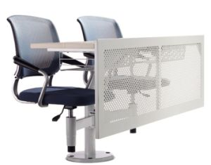 European Design Student Desk and Chair, College School Desk (TC-917) pictures & photos