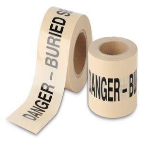 Wholesale Custom Printed PE Hazard Warning Tape pictures & photos