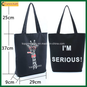 Shopping Carrier Lady Handbags Polyester Tote Bags (TP-TB147) pictures & photos