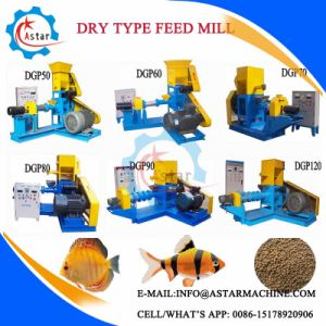 Manufacture Floating Fish Feed Extruder Machine pictures & photos