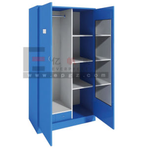 Top Quality Steel Wardrobe Cabinet Furniture for Office School pictures & photos