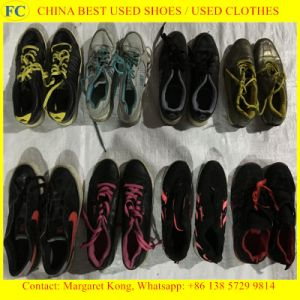 Comfortable Wholesale Used Men Shoes Sport Shoes (FCD-002) pictures & photos