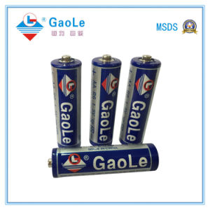 AA R6 1.5V Dry Cell Battery (um3) Chinese Manufacturer pictures & photos
