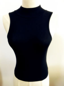 Women Fashion Clothing Summer Round Neck Sports Wear Tank Top pictures & photos