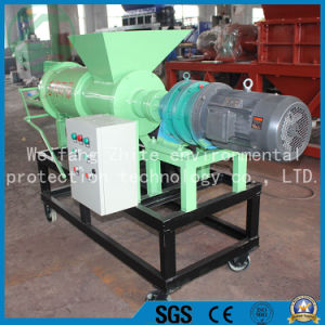 Solid Liquid Separator of Pig/Duck/Beef/Lamb/Rabbit/Chicken/Goose/Dog Feces pictures & photos