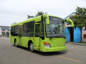 Huazhong Wh6830g1/G2 City Bus pictures & photos