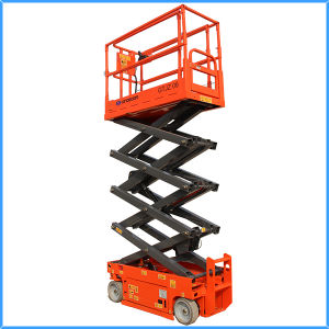 6m Hydraulic Self Propelled Scissor Lift