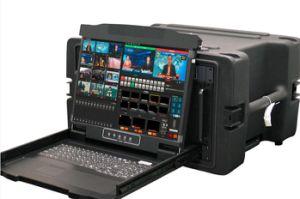 "HD ""Mtv Style"" Music Video Green Screen Chromakey Karaoke Vending Machine \ Jukebox Danceheads PRO System, Green Screen Photo Booth"