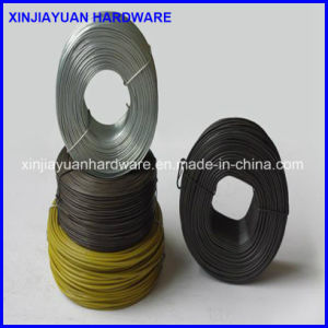 Small Coil Wire /Black Annealed Tie Wire /Square Hole Coil Wire pictures & photos