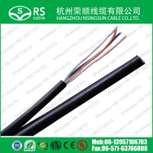 Commscope RG6 Apd with Telco Siamese Coaxial Cable