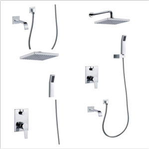 2014 New Type Wall in Shower Set pictures & photos