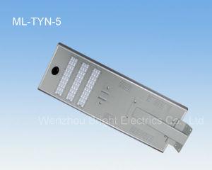 Outdoor LED Light Fixture Ml-Tyn-5 Series Integrated Solar Street Light pictures & photos