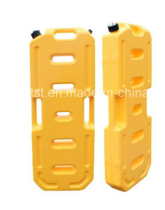 Yellow Plastic Jerry Can 20L