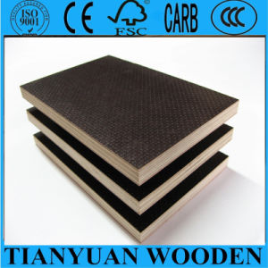 High Grade Two Time Hot Pressed Film Faced Plywood pictures & photos
