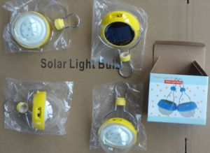 for Home Use Portable AC Solar Powered LED Portable Light pictures & photos