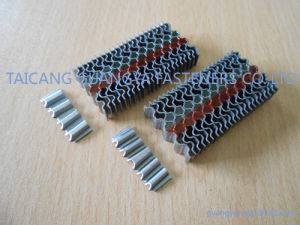 "Bea Type Corrugated Fasteners W9 Series 3/8"" Length pictures & photos"