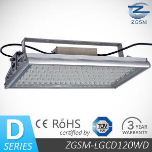 120W LED Gas Station Light with Meanwell Drivers IP65&Ik08