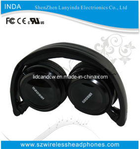 Infrared Wireless Headphone for Headrest DVD Player in Car