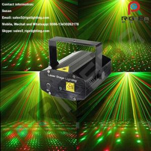 Wholesale Mini Laser LED Effect Disco KTV Party Stage Light pictures & photos