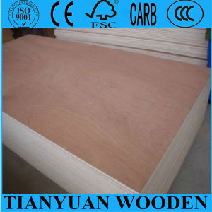 Cheap Price 12mm Bintangor Plywood for Indoor Decoration and Furniture pictures & photos