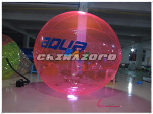 Exquisite Design Inflatable Water Walking Ball Printed with Custom Logo pictures & photos
