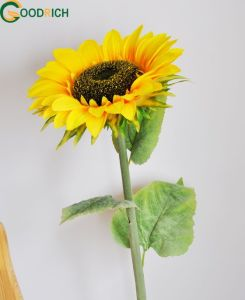 High Quality Silk Sunflower Artificial Flower