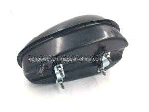 4L Gas Tank in Black Color for Motor Kit pictures & photos